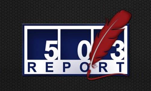 503 Report